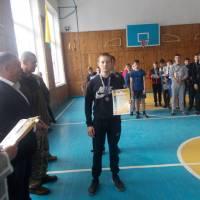 У Радомишлі відбулися відкриті змагання з силового триборства серед юнаків міських загальноосвітніх закладів