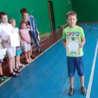 Завершились міські змагання з шашок-64 серед школярів міста