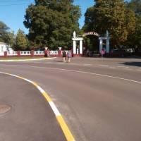 Завершено ремонтні роботи дороги по вулиці Міської ради