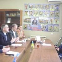 Зустріч 15 березня з експертами