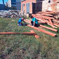 Ремонт кухні та будівництво огорожі