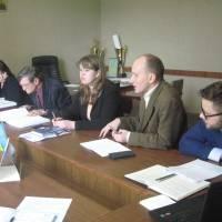 Зустріч з експертами 14 березня
