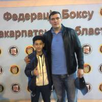 Ужгород, чемпіонат України, з Усиком