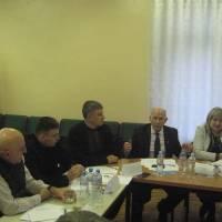 Презентація програми Добре виступ голови гомади Свінціцького Віталія Каземировича