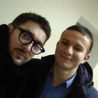 З Олексієм Сухановим