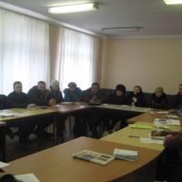 Засідання селищної ради VІІІ скликання