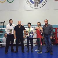 Руслан кращий боксер чемпіонату області