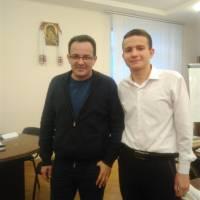 З Олегом Романовичем Березюком - головою фракції Самопоміч