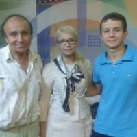 Юлія Володимирівна та Анатолій Птрович