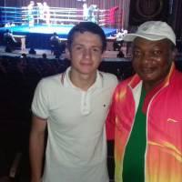 Інтерв`ю з головним тренером збірної Камеруну з боксу