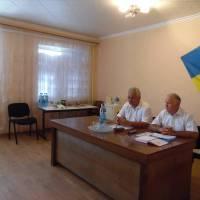 Зустріч з депутатським корпусом селищної ради