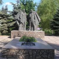 Центральний парк Слави Памятник невідомому солдату