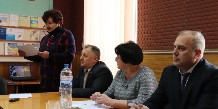 Відбулася перша сесія сільської ради Дмитрушківської ОТГ