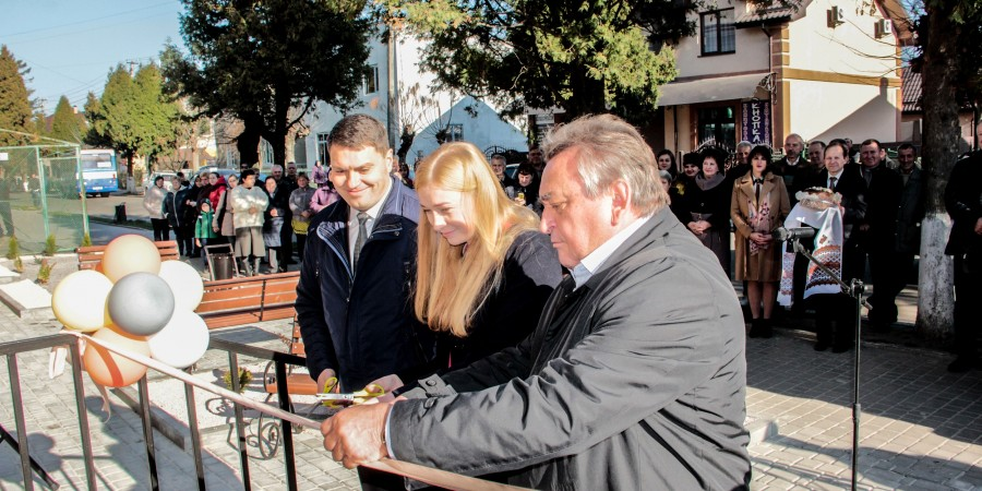 В Ходорівській громаді в новому приміщенні запрацював Центр надання адміністративних послуг