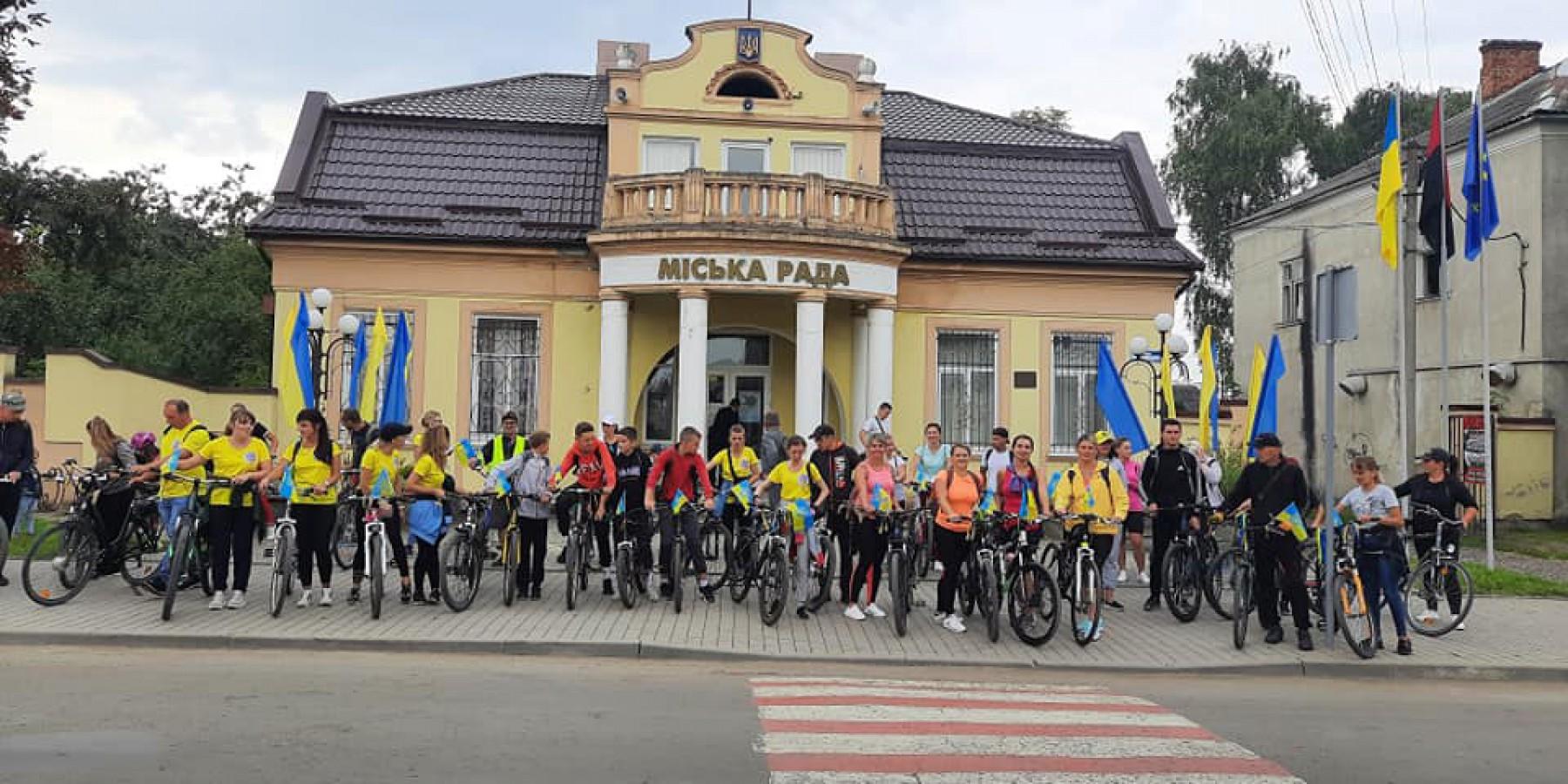Велопробіг,2021