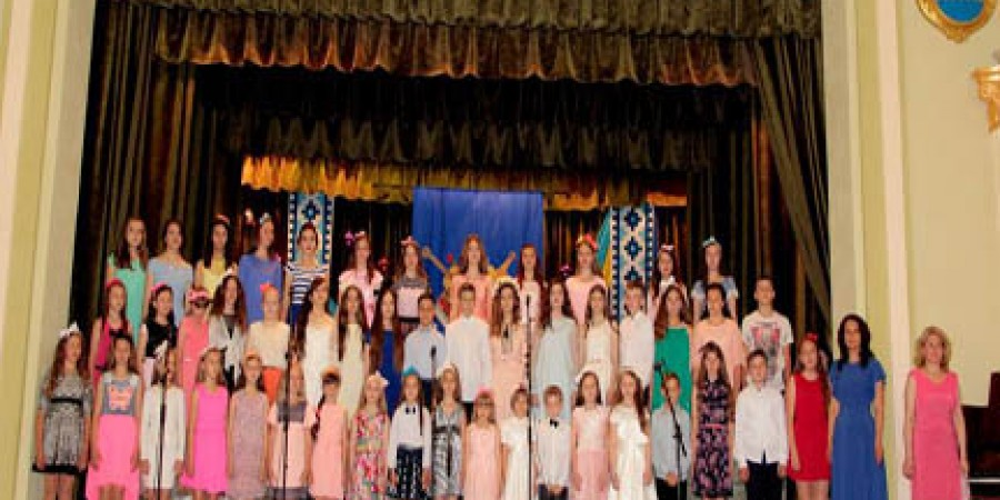 Справжнє свято музики Ходорівської дитячої школи мистецтв