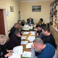 Виїзне засідання виконавчого  комітету міської ради