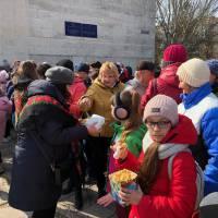 Скадовська Масляна - весела, родинна та смачна