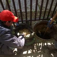 Контроль належного утримання системи водовідведення