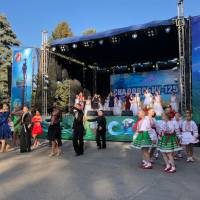 Загальноміські урочистості до 125-ї річниці заснування міста Скадовська