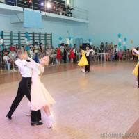 ХХІІІ Відкритий фестиваль-конкурс зі спортивного бального танцю «Кубок Чорного моря» імені Лариси Шаронової