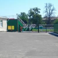 Стадіон ФК Зоря с. Білозір'я1