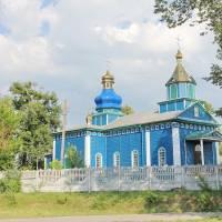 Білозірська Свято-преображенська церква