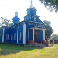 Білозірська Свято-преображенська церква1