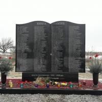 Книга пам'яті жертв Голодомору 1932-1933 р.р. сіл Свидівок та Сокирна