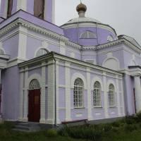 Cвятопреображенська церква
