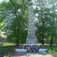 Братська могила радянських воїнів