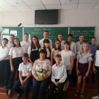 7-А клас класний керівник Вичерова М.П.
