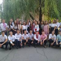10-А класний керівник Бурлака Світлана Іванівна