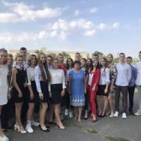 10-Бклас класний керівник Кравченко Тетяна Онисимівна