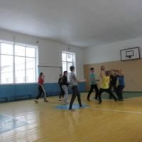 Заняття спортивного гуртка «Баскетбол»