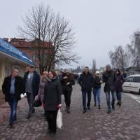 Центр селища Стеблів