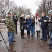 Відвідали ВАТ «Стеблівська бавовняна прядильно-ткацька фабрика» та ТМ «Ярослав»