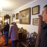 У літературно-меморіальному музеї І. С. Нечуя-Левицького