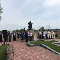 Виступ селищного голови Олексія Володимировича Данільченка