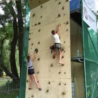 Відпочинок в Угорщині (Змагання та естафети):