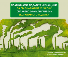Екологічний податок 2 міс