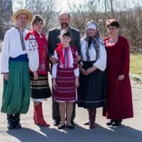 Дитячий драм колектив Барвінок казка Золоте курча