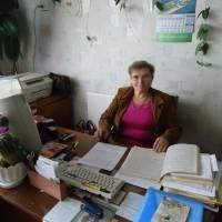Секретар сільської ради - Сербін Є.П.