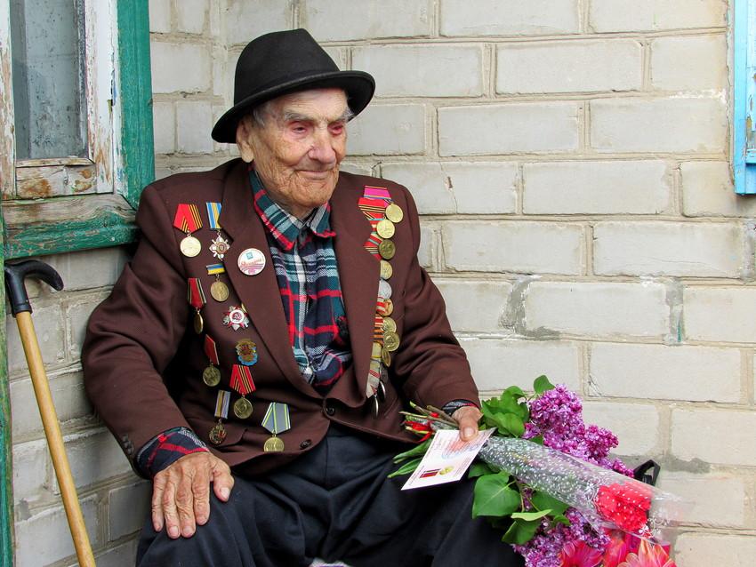 Семен Кривуненко, 93 роки