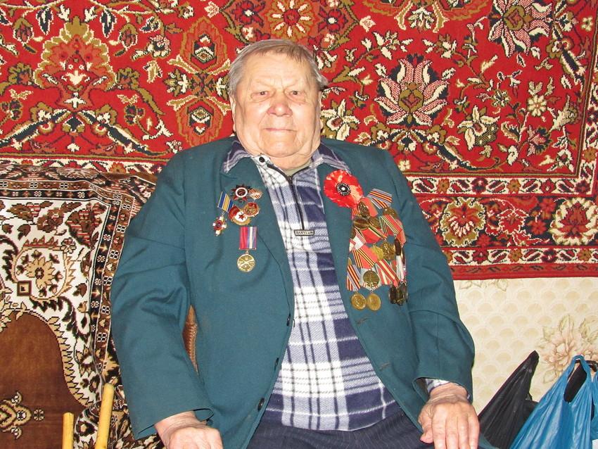 Павло Кущ, 95 років
