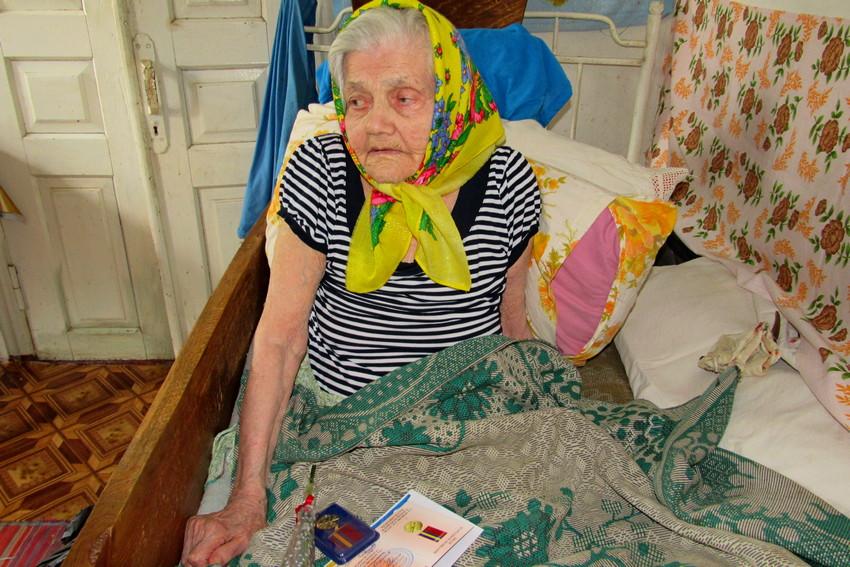 Варвара Чигрин, 97 років