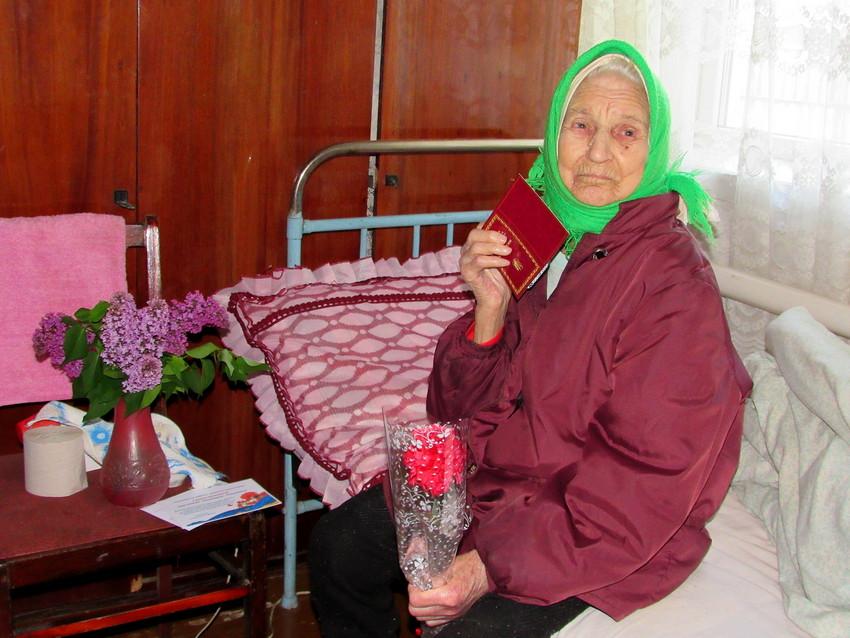 Харитина Камер, 98 років