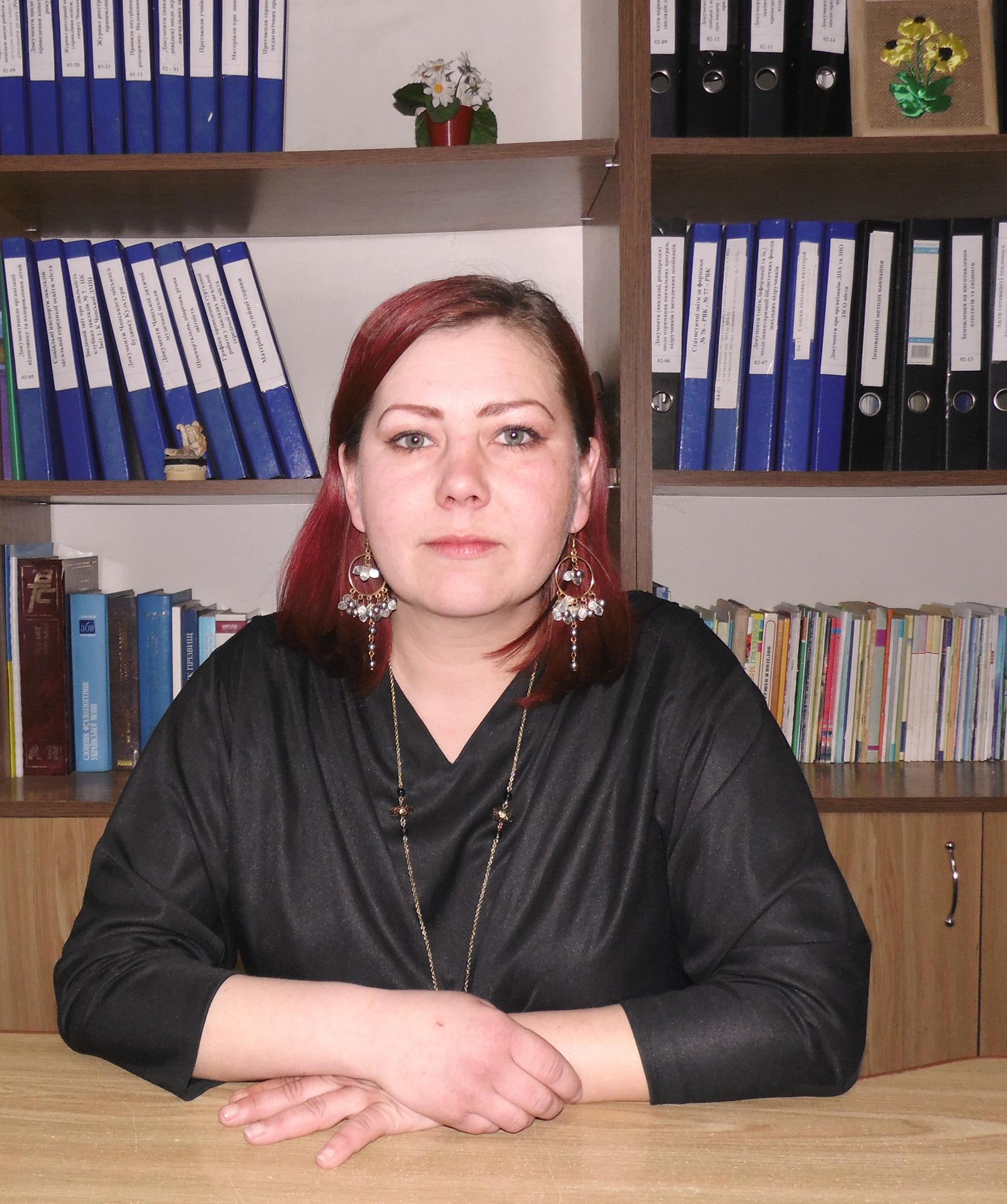 Орбан - Надь Валерія Тиборівна