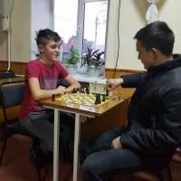 Чемпіонат міста з шахів, гімназія, 12 грудня