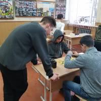Чемпіонат міста з шахів, ІІІ школа, 13 грудня